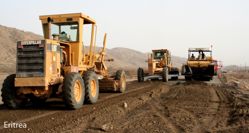 Eritrean News: Improved Infrastructure for Sustainable Development