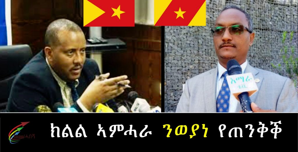 The Amhara region pointing fingers at TPLF for arming militias that have attacked villages in North Gondar.