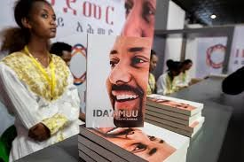Ethiopia's Nobel-winning leader launches million-copy book