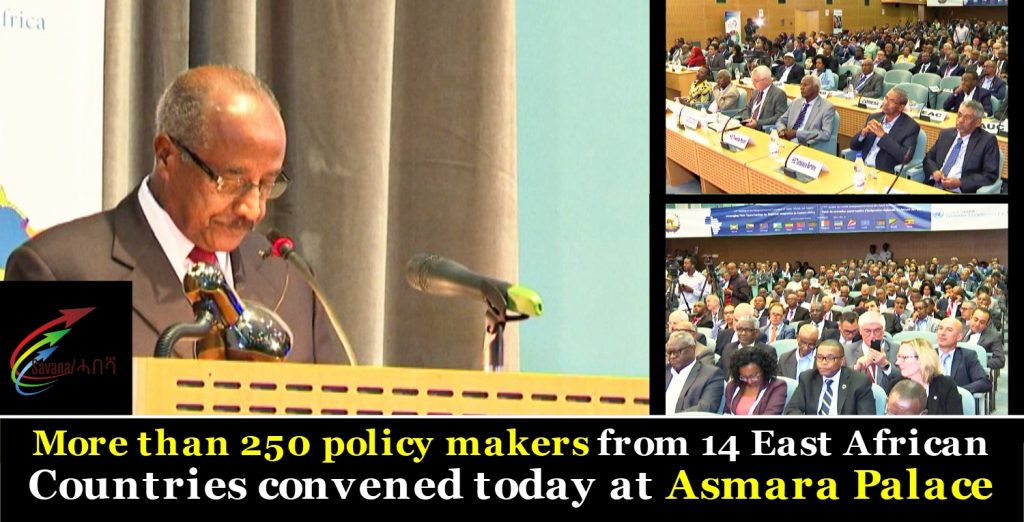 Asmara Palace 23rd Meeting of Intergovernmental
