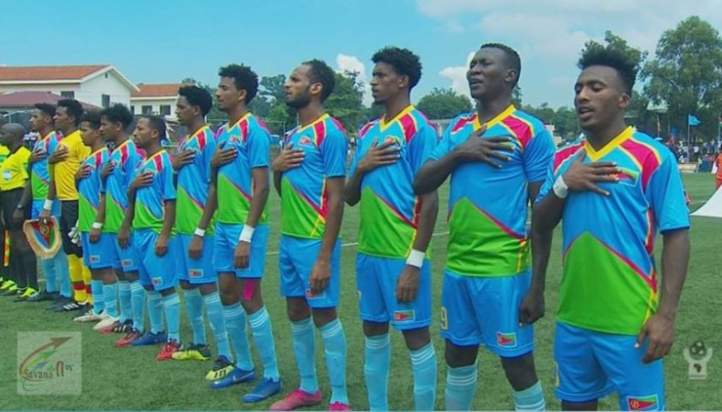 Eritrea qualify to semifinal CECAFA Challenge Cup