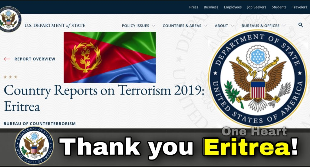 Country Reports on Terrorism 2019