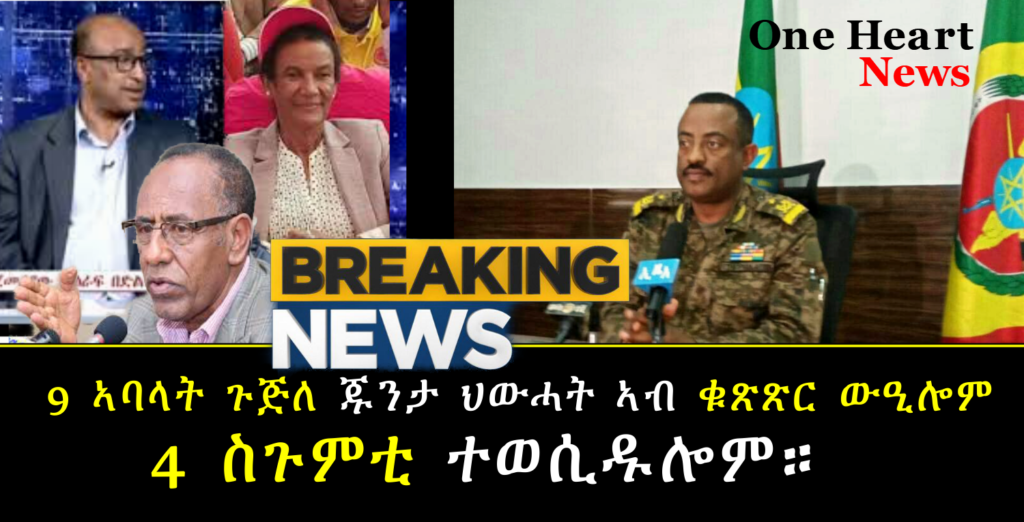 4 senior TPLF junta leaders arrested