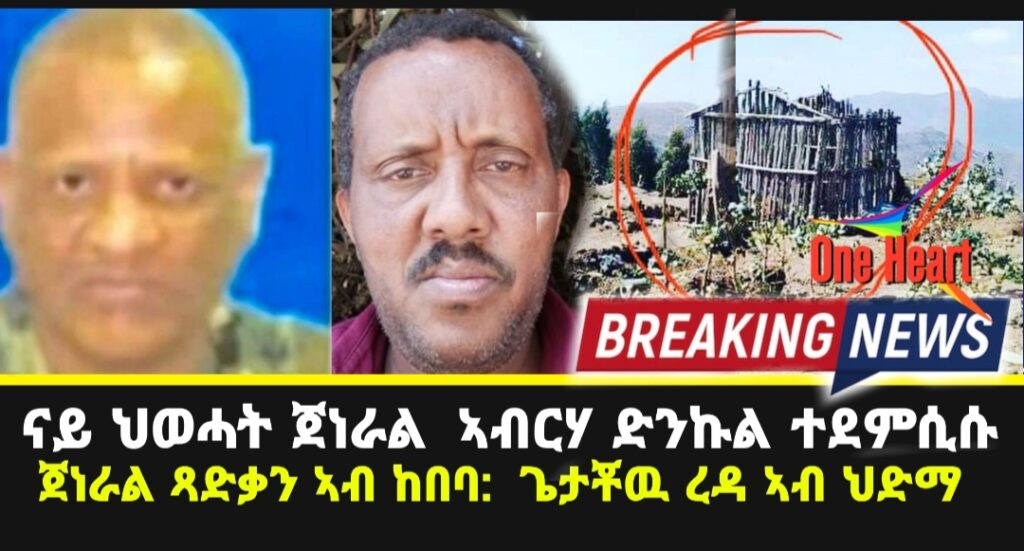 TPLF General, was completely destroyed in an attack in Bora