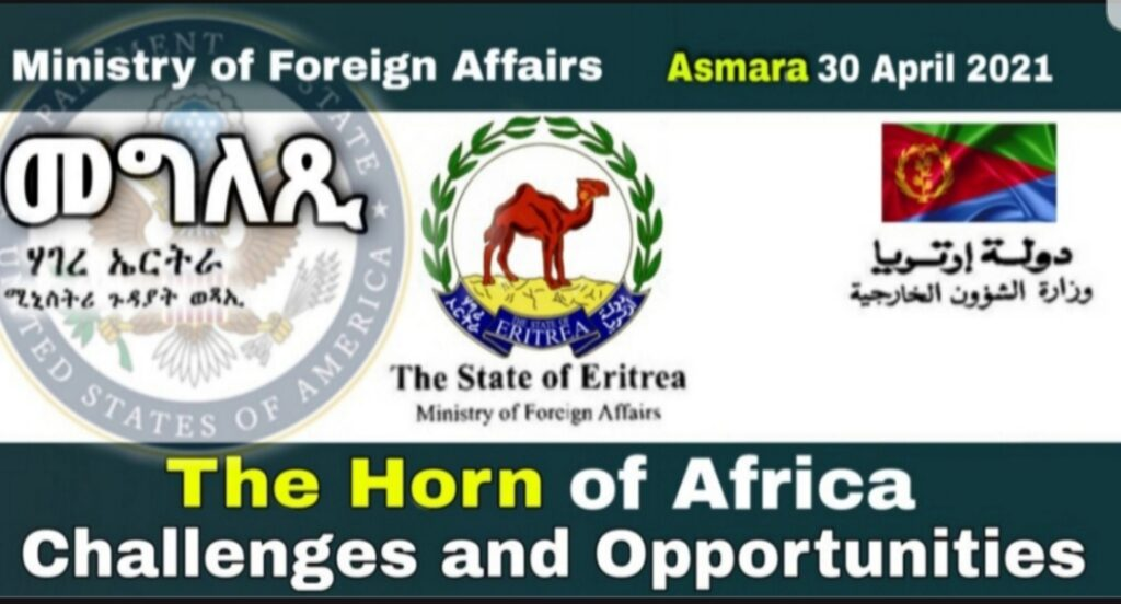 Challenges and Opportunities: The Horn of Africa