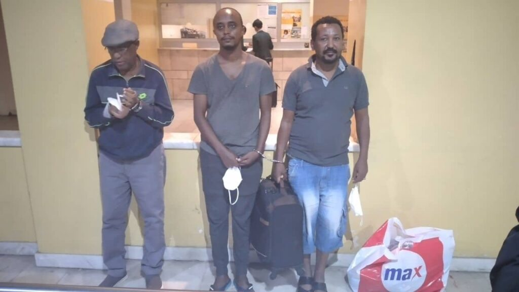 Most wanted members of the terrorist group arrested in Djibouti