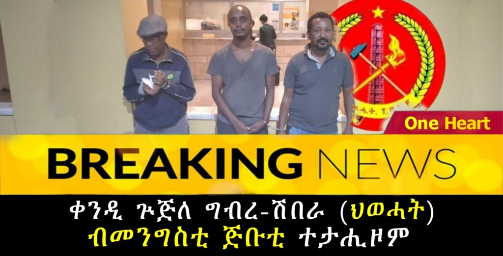 The Most wanted members of the terrorist group arrested in Djibouti